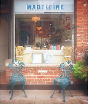 Madeleine storefront exterior